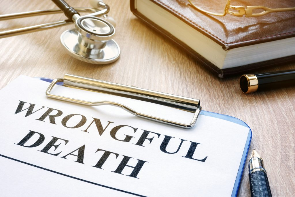 Wrongful Death Lawyer Halifax