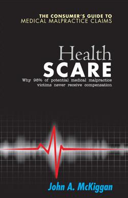 Health Scare book